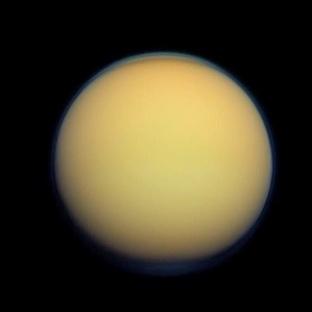 Titan Uydusunda Yaşamı Hayal Etmek..!