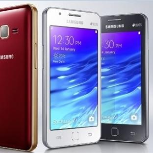Tizen'li İlk Telefon Samsung Z1