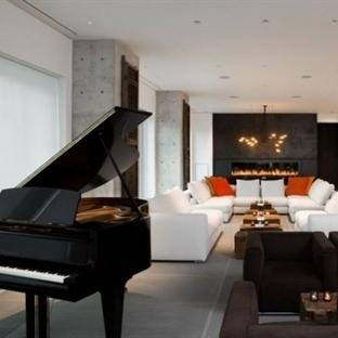Toronto'da Şık Bir Penthouse