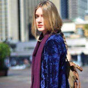 Trend: Kadife ceket