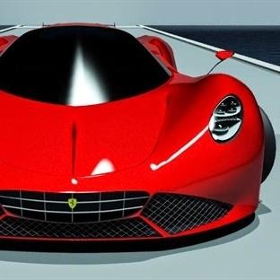 Türk tasarımcıdan Ferrari Nacaa
