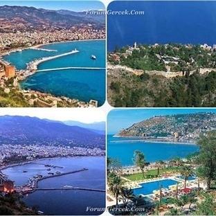 Türkiye'nin En Güzel - En İyi Tatil Yerleri