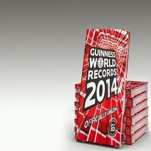 Ülkemiz 2014'te Tam 9 İle Rekorlar Kitabına Girdi