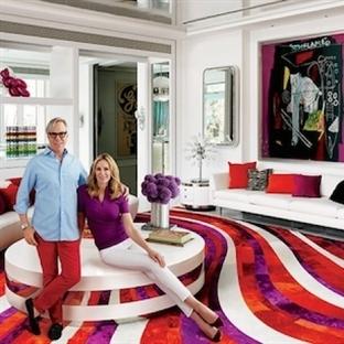 Ünlü Modacı Tommy Hilfiger'ın Miami'deki Şık Evi