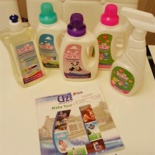 Uzay Kimya Benim- Bebek temizlik Ürünleri