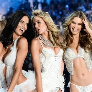 Victorias's Secret Meleklerinin Güzellik Sırları