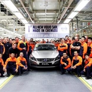 Volvo, Çin'de Üretip Amerika'ya İhraç Edecek