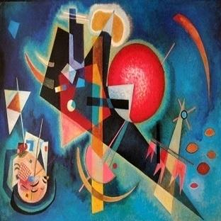 Wassily Kandinsky 148 yaşında