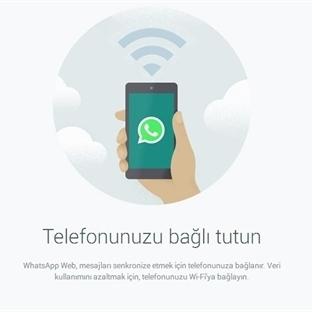 Web de whatsapp Nasıl Kullanılır?