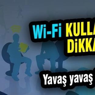 Wi-fi Bağlantı Bizleri Yavaş Yavaş Öldürüyor