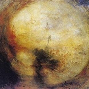 William Turner'ın Soyut Manzaraları