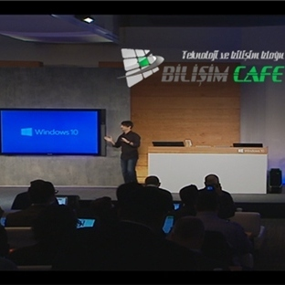 Windows 10 Resmi Tanıtım Lansmanı Gerçekleşti