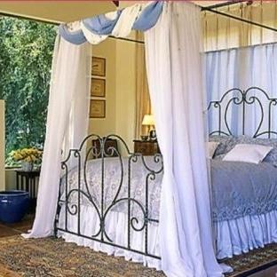 Yatak Odası İçin Yatak Perdeleri