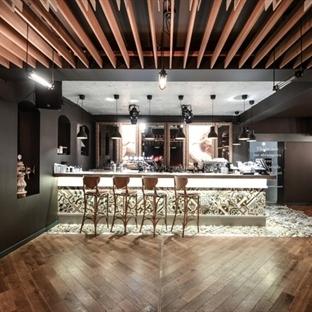Yellow Office Architecture'dan Smart Pub