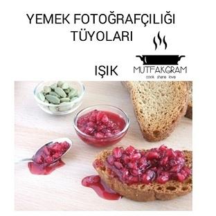 Yemek Fotoğrafçılığı Tüyoları-Işık
