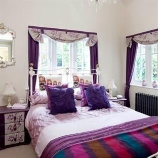 Yeni Evli Çiftler için Yatak Odası Dekorasyon Örne