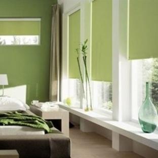 Yeşil Yatak Odası Tasarımları