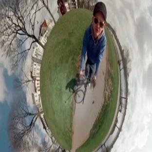 Youtube 360 Derecelik Videoları Destekleyecek