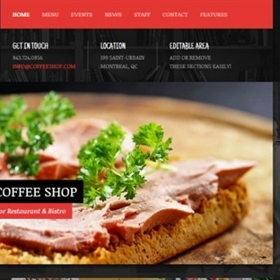 14 Adet Ücretsiz WordPress Restoran Teması