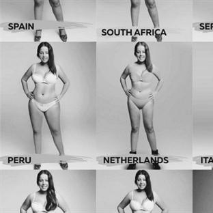 18 Ülkenin Güzellik Algılari | KoModa Ejderi