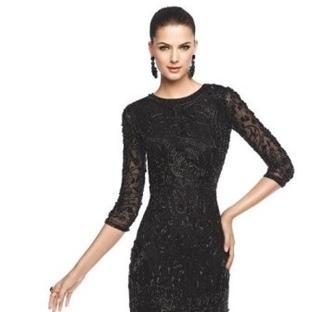 2016 Kış Kısa Abiye Elbise Modelleri