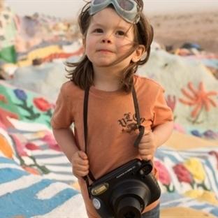 5 Yaşındaki Fotoğrafçının Müthiş Başarısı!