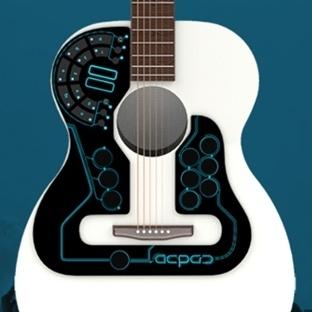 ACPAD:Akustik Gitar için ilk Kablosuz MIDI Control