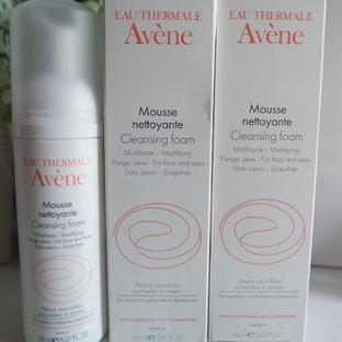 Avene Mousse Nettoyante Cleansing Foam