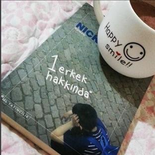 """Bu Kitap """"Bir Erkek Hakkında"""""""