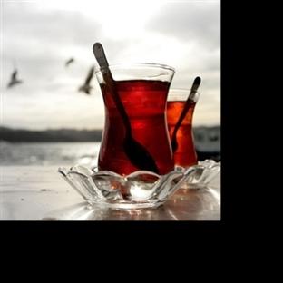 Çay kalbe iyi geliyor