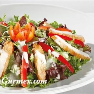 Çıtır Tavuklu- Susamlı SalataTarifi