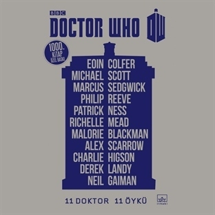 Doctor Who: 11 Doktor 11 Öykü |Kitap Yorumu