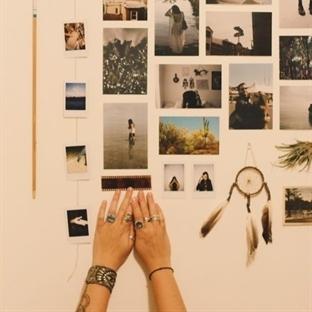 Duvarlarınızı Fotoğraflarınızla Süsleyin !