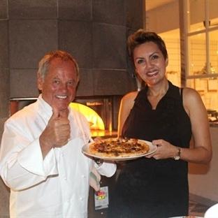 Efsane Şef Wolfgang'la Röportaj ve Pizza Yaptık