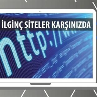 En İlginç İnternet Siteleri