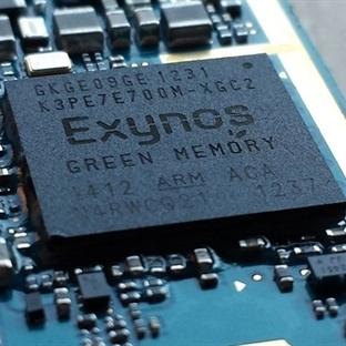 Exynos İşlemci Ailesi Genişliyor !
