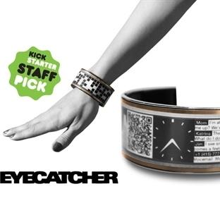 Eyecatcher:Akıllı,Geniş Ekran,Giyilebilir Bileklik