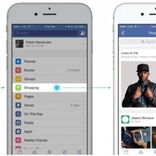 Facebook Alışveriş Özelliği İçin Teste Başladı
