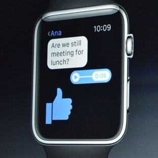 Facebook Messenger artık Apple Watch'ta
