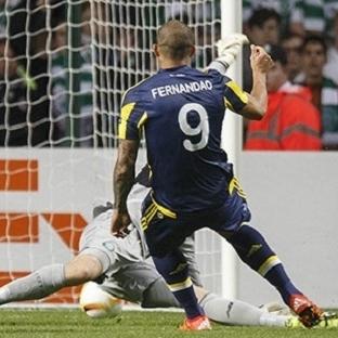 Fernandao, UEFA haftanın en iyi 11'ne seçildi.
