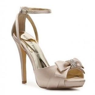 Fiyonklu Gelin Ayakkabıları
