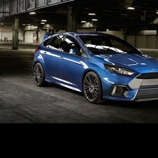 Ford'dan 350 Beygirlik Focus RS!