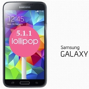 Galaxy S5 Android 5.1.1 Güncellemesi Dağıtıyor