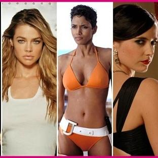 Geçmişten Günümüze En Çekici Bond Kızları