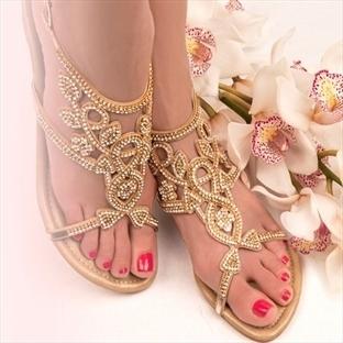 Gelin Sandaletleri