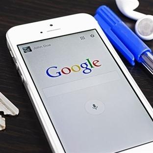 Google'da Mobil Aramalar Patlama Yaptı
