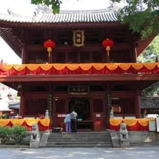Guangxiao Tapınağı - Guangzhou