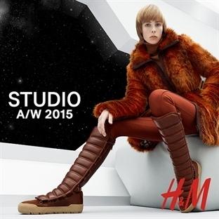 H&M Studio 2015 Sonbahar Kış Koleksiyonu