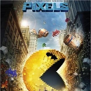 "Hangi Filmi İzledim ? ""Pixels"""