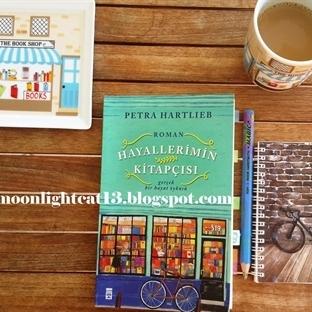 Hayallerimin Kitapçısı - Petra Hartlieb